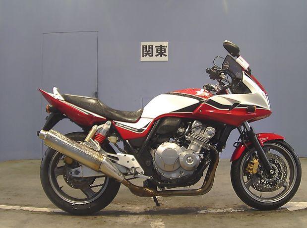 Японский Мотоцикл Honda CB400SFVA BOLDOR 2008 Кредит
