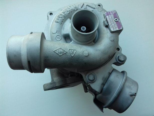 Турбина Renault 1.5 dCi, 54399700030, 54399700070