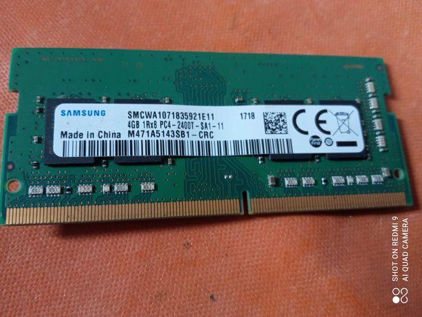 Оперативка DDR4 4gb 2400T