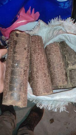 Продам древесные брикеты