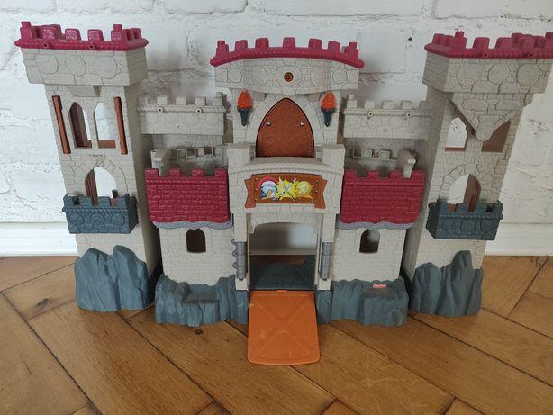 Duży Zamek interaktywny dla dzieci Fisher Price