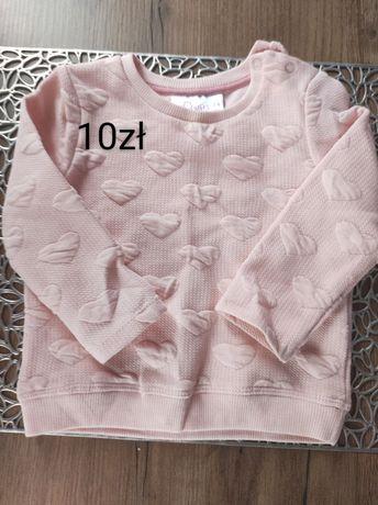 Ciepłe sweterki 74/80