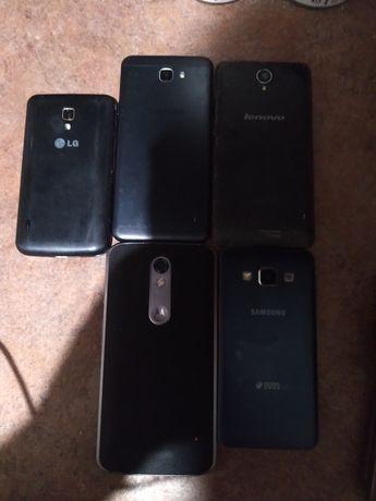 Продам телефони на запчастини