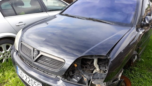 капот крило ланжерон Opel Vectra C вектра Ц