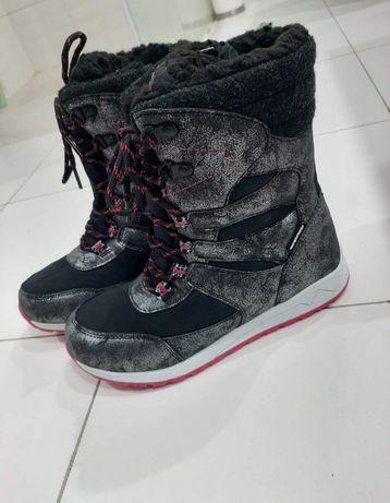 Buty 4f zimowe śniegowce r.36.5-37