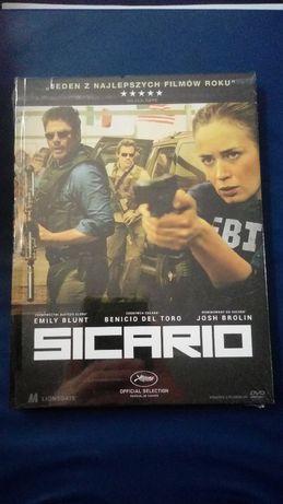 Sicario Booklet DVD
