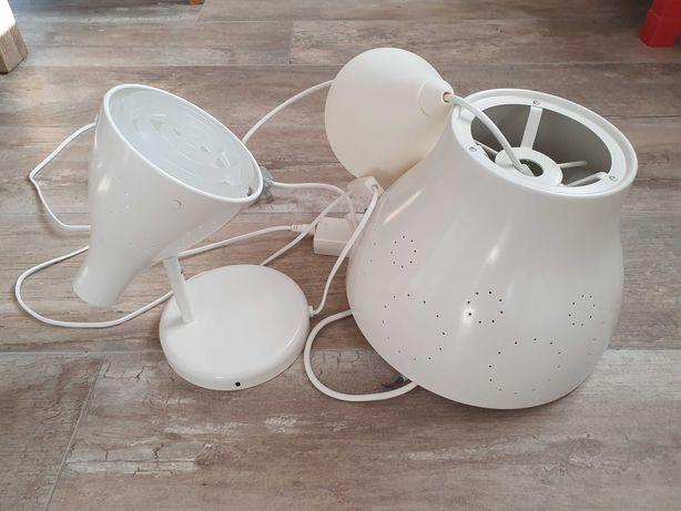 Lampa wisząca i kinkiet Ikea SNÖIG do pokoju dziecka