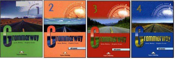 Grammarway 1-4 уровень