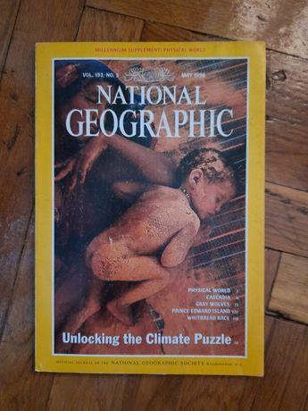 Журнал National Geographic 1998