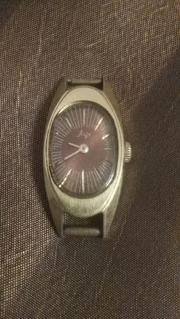 Stary zegarek damski ŁUCZ radziecki lata 60 te nakręcany sprawny