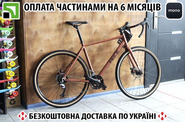 Pride ROCX 8.2 2020 — новый гравийный велосипед (gravel, Sora, Acera)