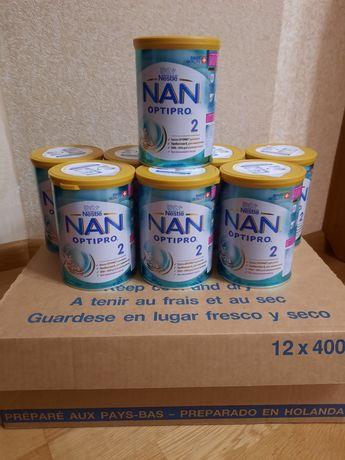 смесь Nan optipro 2