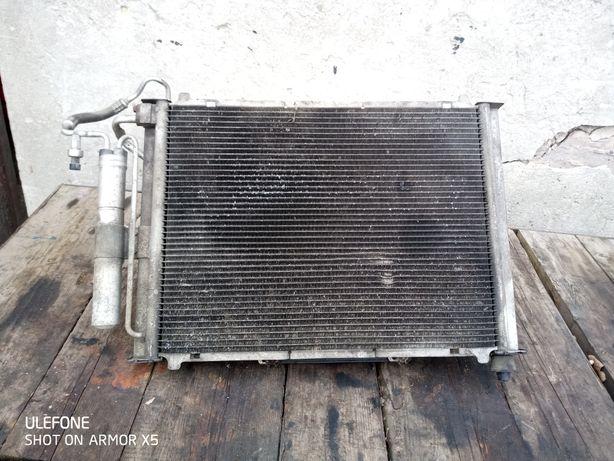 Радиатор основной 03-кондиционера 1.2 16V rn,1.5DCI RENAULT KANGOO 97-