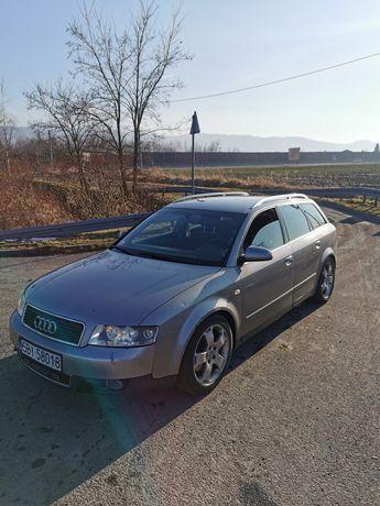 Audi A4 B6 1.8t program quattro lpg