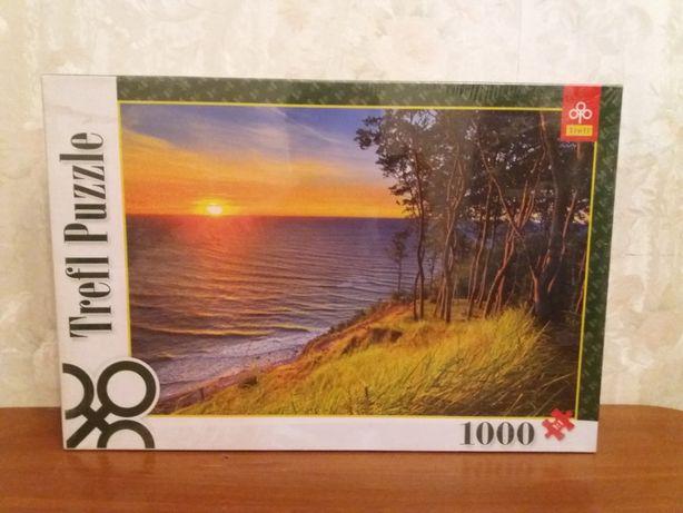 Пазлы Trefl Закат солнца на Балтийском море (1000 эл.) 10214