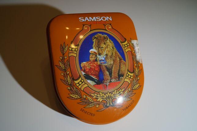 Ozdobna puszka do tytoniu SAMSON