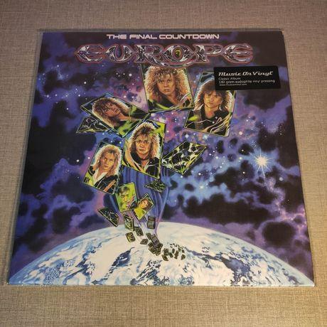 Europe : The Final Countdown LP / Виниловая пластинка Винил VL / LP
