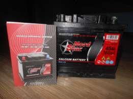 Akumulator Nord Star (grupa ZAP SZNAJDER) 45Ah