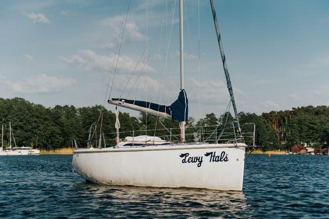 Czarter jachtu żaglowego Twister 26 - Mazury - Giżycko