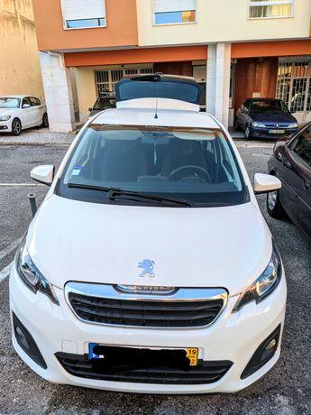 Peugeot 108 Active 1.0 VTi 72cV 5p