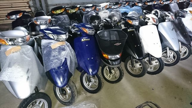 Японские скутеры, мопеды HONDA, Выбор моделей!