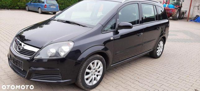 Opel Zafira Sport 1.8 BEZYNA, 7 osób, Alu, Klima !!