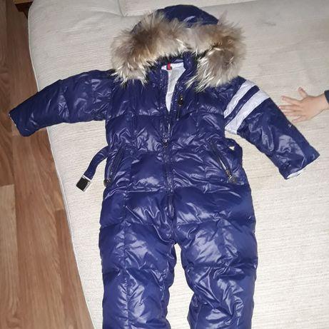 Зимовий комбінезон Moncler