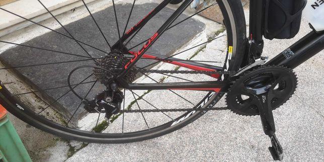 Vendo bicicleta focus Cayo em carbono
