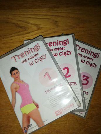 ćwiczenia dla kobiet w ciąży - 3 trymestry!