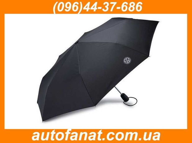 Зонт VW Оригинальный складной зонтик в авто Volkswagen фольксваген