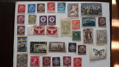 Znaczki pocztowe świat
