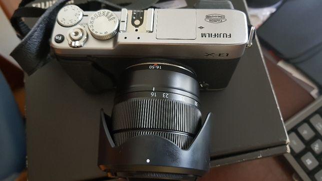 Fujifilm X-E1 Fujinon 16-50 / 3.5-5.6 XC OIS