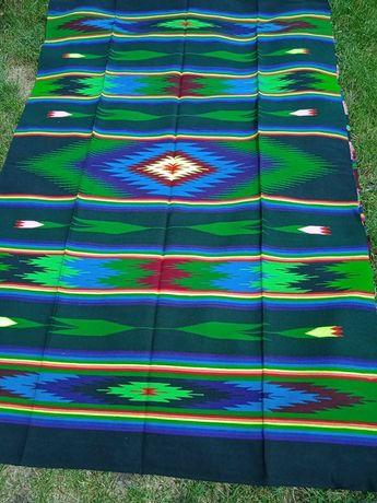 Cepelia dywan welniany Kilim
