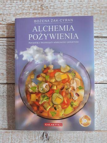 Alchemia pożywienia + CD. Bożena Żak-Cyran