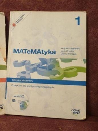 Podręcznik matematyka poziom zakres podstawowy nowa era 1 liceum