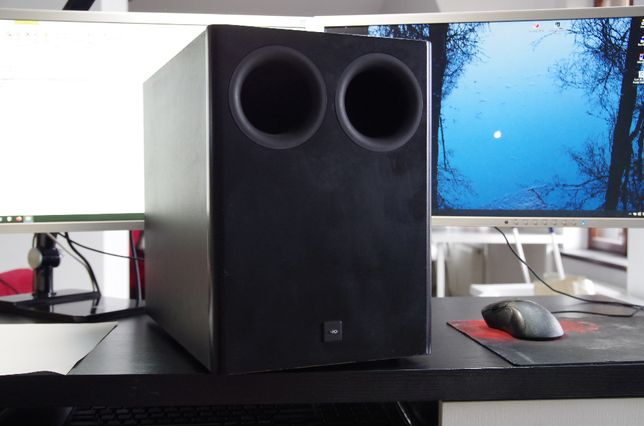 Subwoofer pasywny Canton Classic Combi