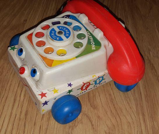 Игрушка Chatter телефон,производство Великобритания 1961