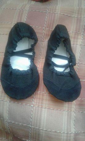 Чешки для танцев обувь