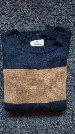 Sweter w paski, Atmosphere rozmiar 40