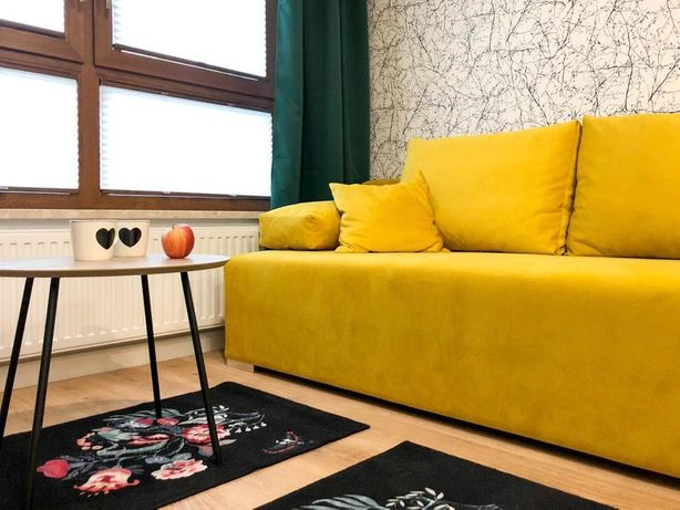 MEGA RABATY - KFADRAT Apartament 128, Bon Turystyczny