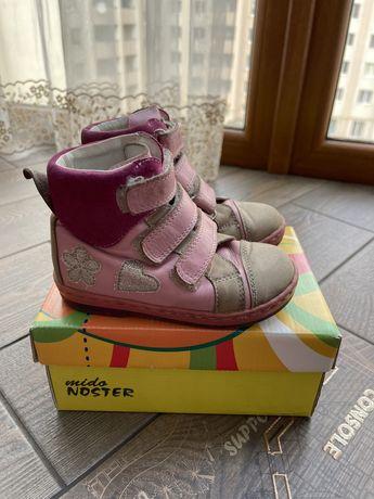Ортопедические ботинки для девочки Mido Noster