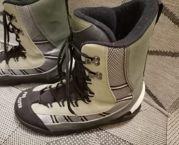 Buty snowbordowe męskie r.47 wkładka 30 —31 cm