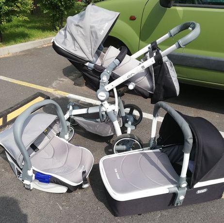 Wózek Be Cool Bandit 3w1