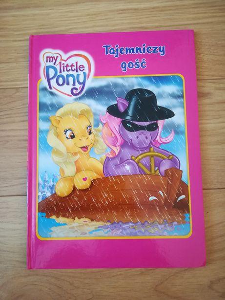 My Little Pony Tajemniczy gość książka