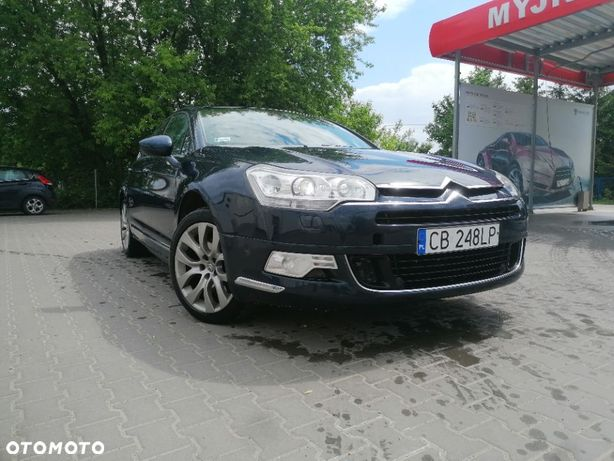 Citroën C5 Citroen C5 Exclusive 2.7 HDI 240KM hydro pneumat Automat Półskóry Navi