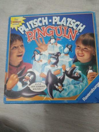 Gra pingwiny ravensburger