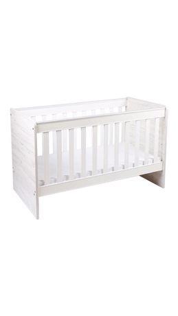 Дитяче ліжечко трансформер з ящиком DeSon Білий