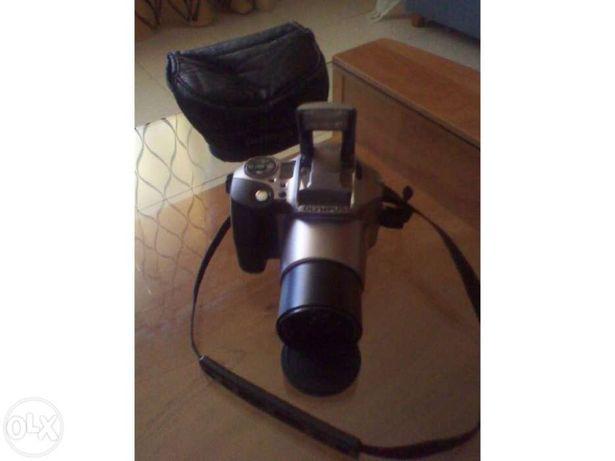 Máquina fotográfica semi-profissional Olympus is-200-está funcional