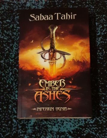 Sabaa Tahir Imperium Ognia Ember In the Ashes