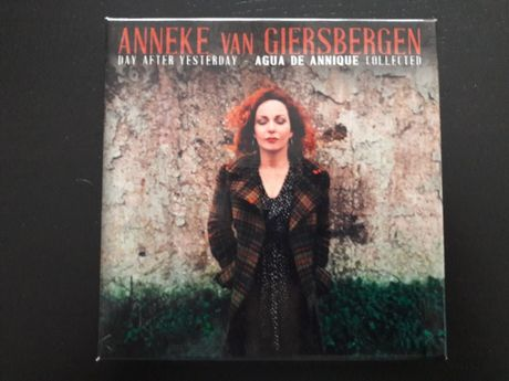 Anneke Van Giersbergen - Aqua de Annique Box